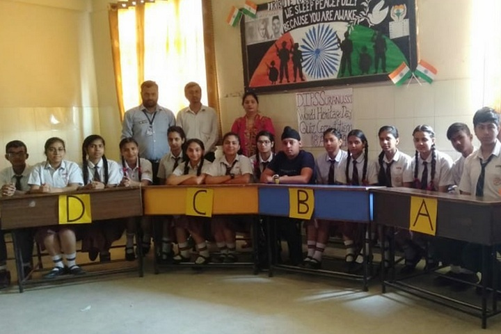 DIPS School-Quiz Competition