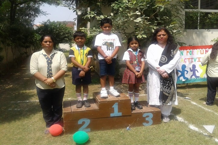 DIPS School-Sports day