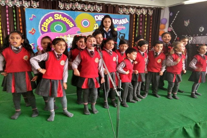 DIPS School-Group Singing