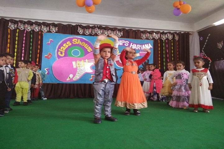 DIPS School-Nursery Students Dances