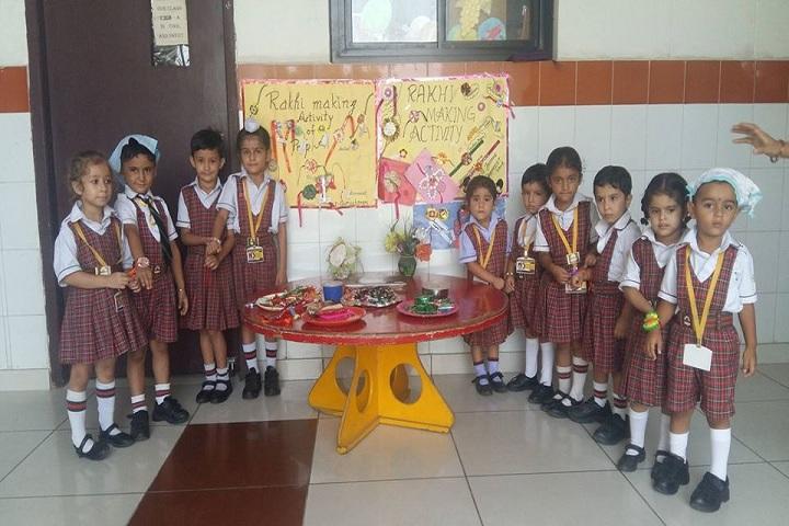 DIPS School-Rakhi Celebrations