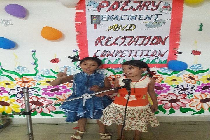 DIPS School-Recitiation Competition