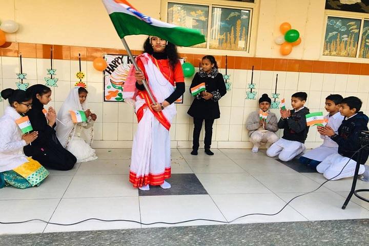 DIPS School-Republic Day Celebration