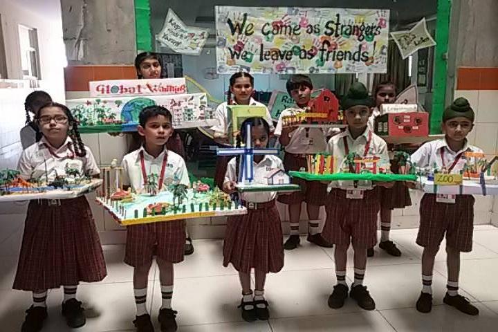 DIPS School-Science Exhibition