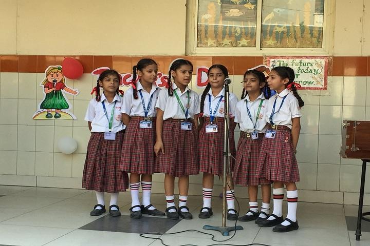 DIPS School-Singing