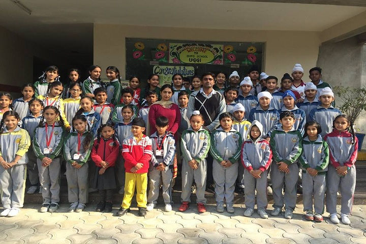 DIPS School-Sports Team