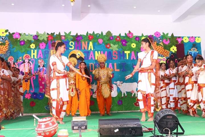 Disciplined Disciples International School-Festival Celebration