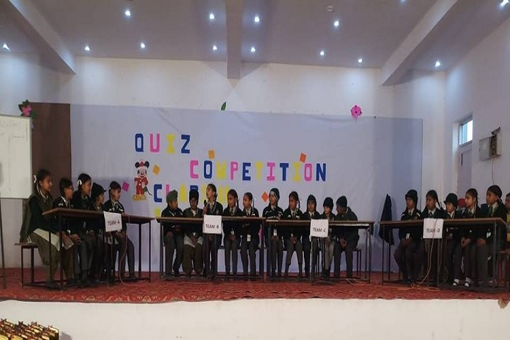 Disciplined Disciples International School-Quiz Competition