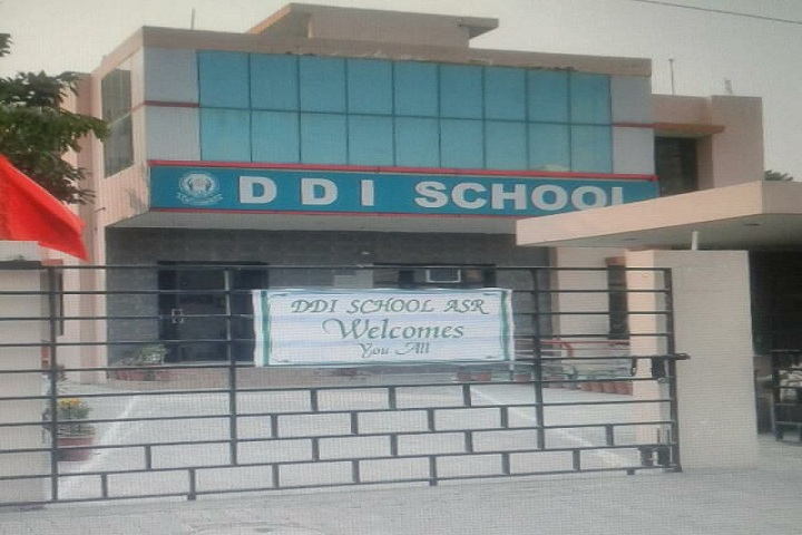 Disciplined Disciples International School-School Building