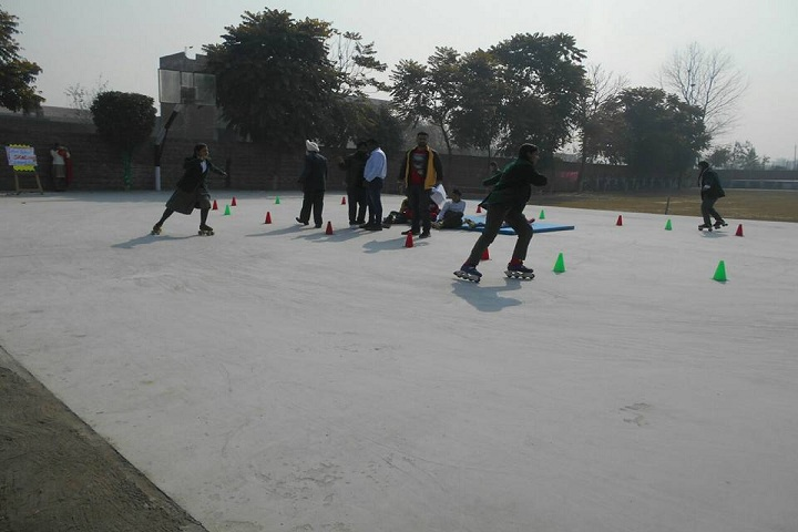 Disciplined Disciples International School-Skating