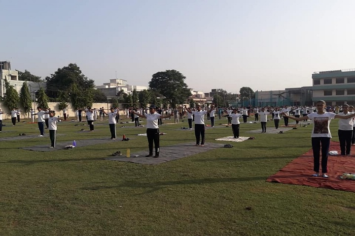 Disciplined Disciples International School-Yoga