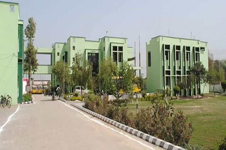 Divine Public School-School