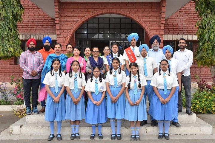 Divine Will Public School- House Captains