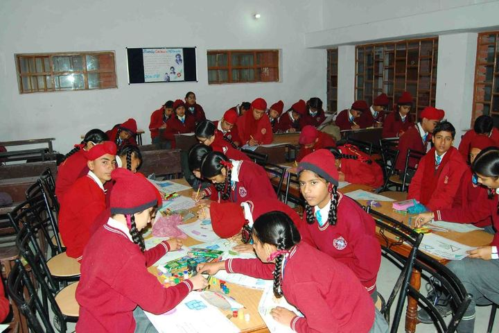 Divine Will Public School-Activities