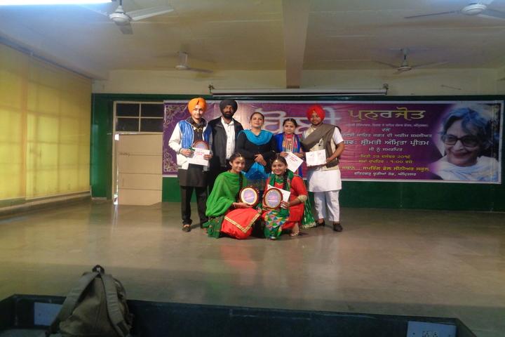 Divine Will Public School-Prize Distribution