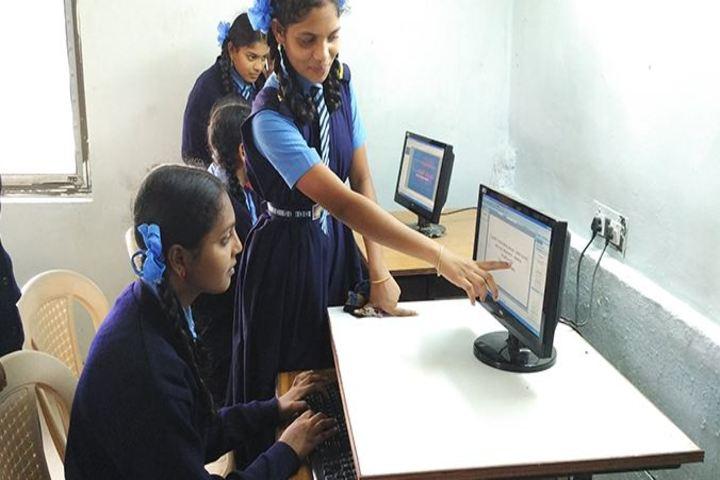 Alluri Sitaramaraju Public School-Computer Lab