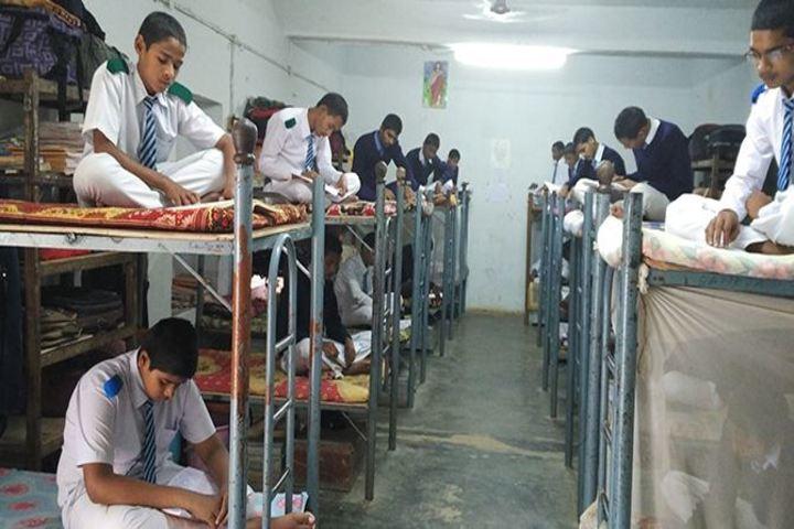 Alluri Sitaramaraju Public School-Hostel