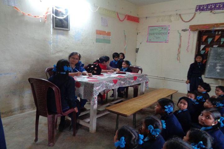 Alluri Sitaramaraju Public School-Meeting