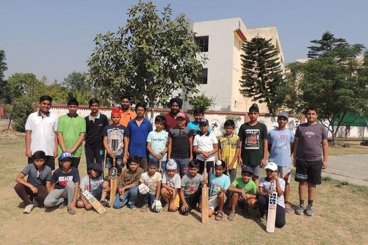 Don Bosco Senior Secondary School-Cricket