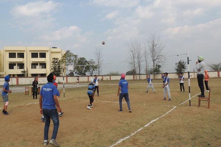 Don Bosco Senior Secondary School-Sports