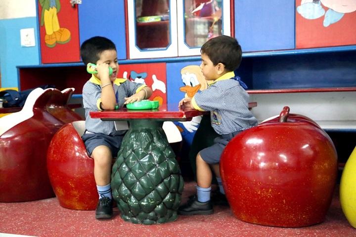 Doon International School-Activities