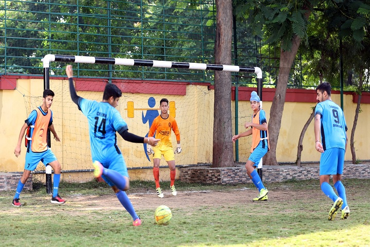 Doon International School-Foot Ball