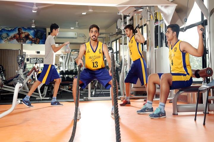 Doon International School-Gymnasium