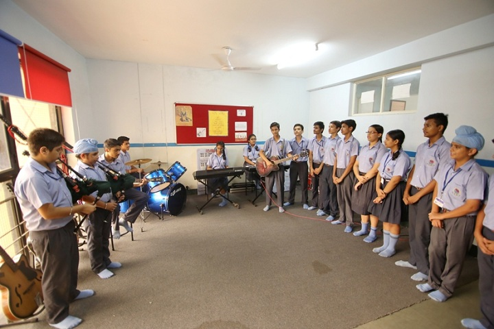 Doon International School-Music Room