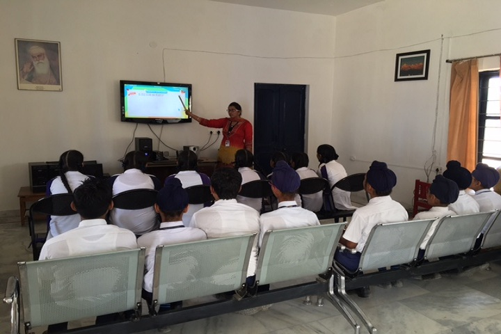 Doon Oxford School-Smart Classes