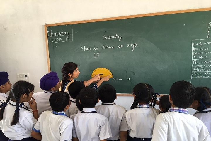 Doon Oxford School-Teaching Methodology