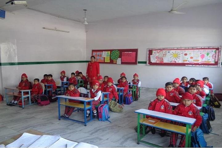 Doon Public School-Kids Classroom