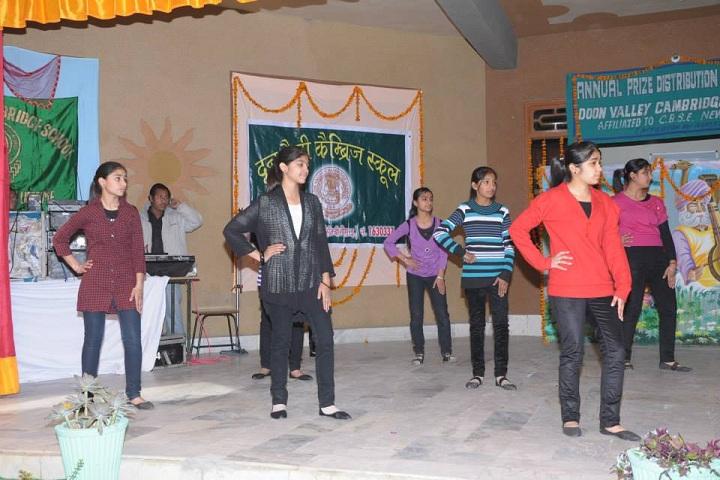 Doon Valley Cambridge School-Dance