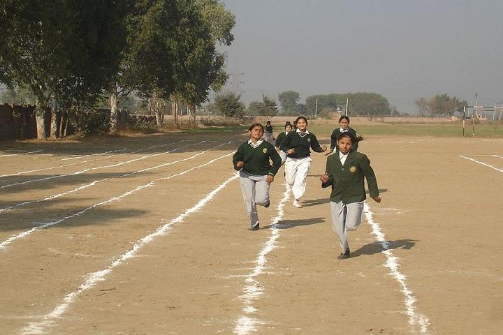 Doon Valley Cambridge School-Games
