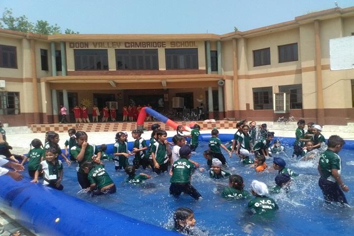 Doon Valley Cambridge School-Swimming Pool