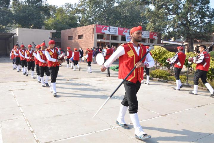 Dr Daulat Ram Bhalla Dav Centenary Public School-Cafeteria