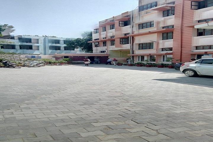 Dr Daulat Ram Bhalla Dav Centenary Public School-Campus View