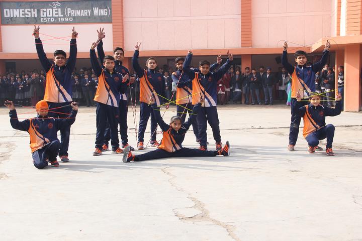 Dr Daulat Ram Bhalla Dav Centenary Public School-Events