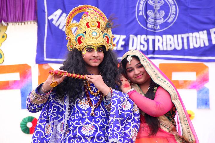 Dr Daulat Ram Bhalla Dav Centenary Public School-Fancy Dress