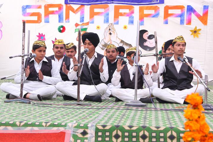 Dr Daulat Ram Bhalla Dav Centenary Public School-Music Competition