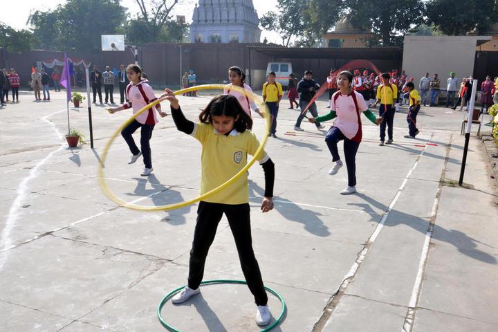 Dr Daulat Ram Bhalla Dav Centenary Public School-Sports day