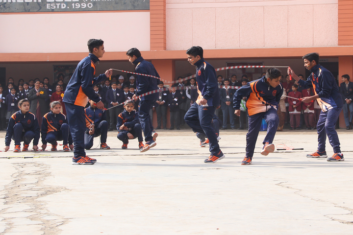 Dr Daulat Ram Bhalla Dav Centenary Public School-Sports