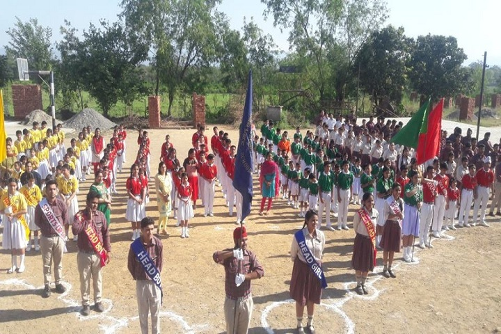 Dr MCM DAV Public School-Assembly