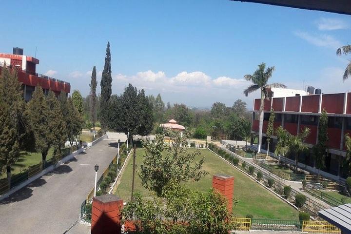 Dr MCM DAV Public School-Campus View