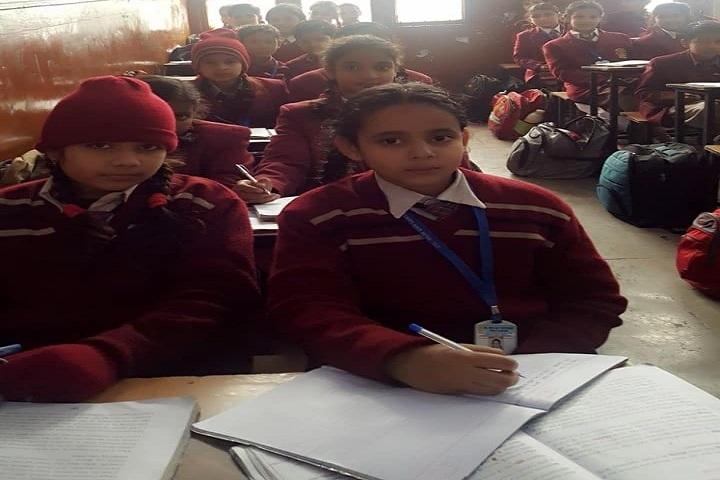Dr MCM DAV Public School-Classroom