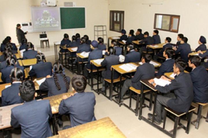 Dr Saif-Ud-Din Kitchlu Memorial Public School-Classroom