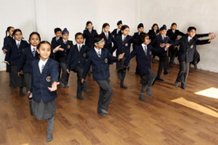 Dr Saif-Ud-Din Kitchlu Memorial Public School-Dance