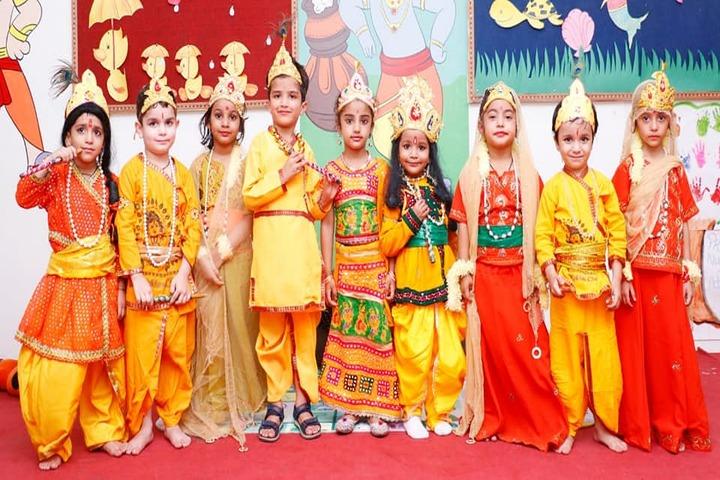 Dr Saif-Ud-Din Kitchlu Memorial Public School-Fancy Dress