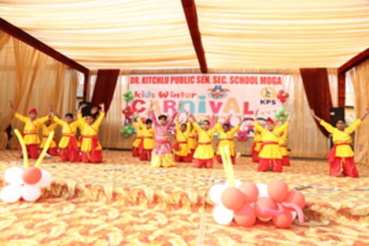 Dr Saif-Ud-Din Kitchlu Memorial Public School-Festival Celebration