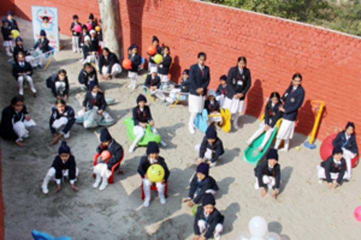 Dr Saif-Ud-Din Kitchlu Memorial Public School-Play Area