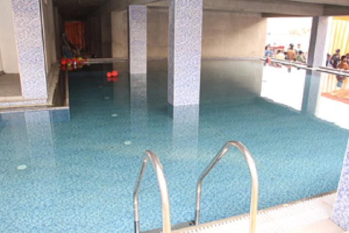 Dr Saif-Ud-Din Kitchlu Memorial Public School-Splash Pool